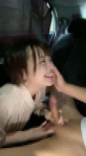 【個人撮影】ロリ顔女子大生の濃厚フェラで口内射精(陽菜1回目)