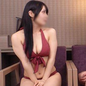 《素人ナンパ》おっとり可愛い系の見た目の巨乳美少女をナンパ⇒連れ込み電マイカせ!!