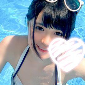 黒髪清楚な激カワ女子をナンパ即マン☆スレンダーボディをガン突きファック!
