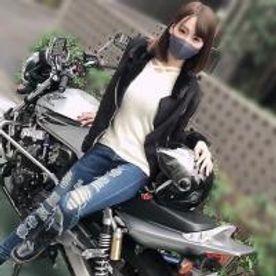 6月限定価格【無】高身長バイク女子連続中出し
