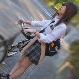 【個撮】県立普通科③自転車通学のギャル放課後青姦生ハメ