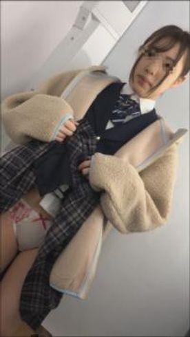 【個撮】県立普通科①無垢な色白少女。快楽を教え込まれた少女が初めて男性を受け入れる