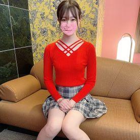 「撮ったもの消してください…」19歳現役アイドルの卵、赤い服の似合うスレンダー美少女を無許可販売。 夢を追いかける純粋な少女の顔面に大量射精。