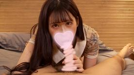 【無修正】☆圧倒的アイドルフェイス☆完全顔出し清楚系みゆちゃんのキツキツマンコにガチ中だしSEX