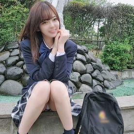 個数限定!!アイドルフェイスの美少女読者モデルと淫行!抜群のスリムボディに中出し!!