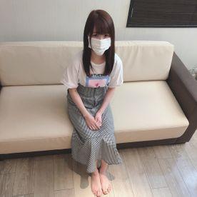「どうしても顔だけは・・」155㎝のスレンダー美容学生の18歳は顔はかくしてマンコ隠さず!